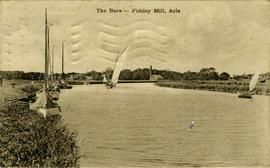 The Bure - Fishley Mill, Acle