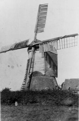 Foston Windmill Exterior