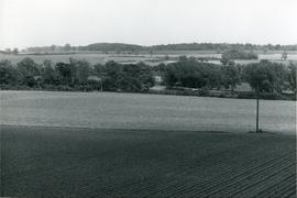 View across field, Pakenham Watermill, Pakenham