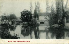 River view, Sawbridgeworth