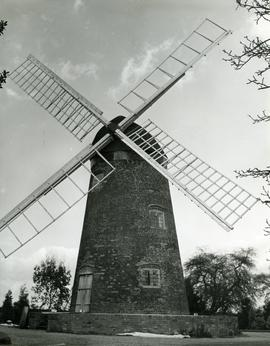 View of the restored mill