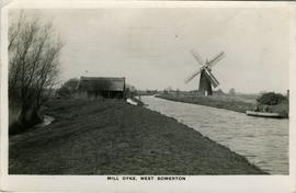 Mill Dyke, West Somerton