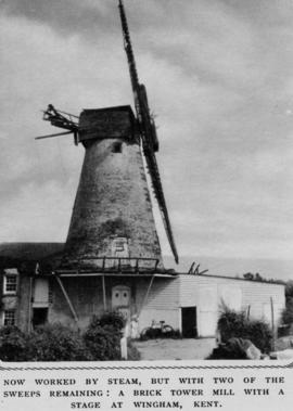 Wingham Mill, Kent