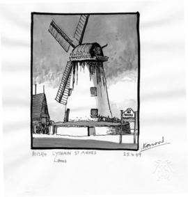 Lytham St Annes tower mill