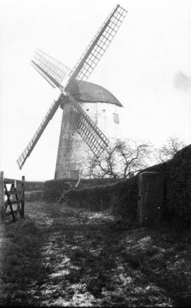 Saughall Mill, Cheshire