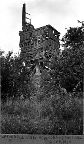 Cutmaple (Sible Hedingham) Post Mill, Essex
