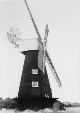 Meads Mill, Milton Regis, in working order