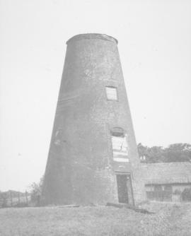Reed Mill, Kingston, with no cap