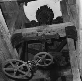 Great spur wheel, King's Mill, Shipley