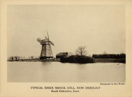 Postcard of South Ockendon Mill, Essex