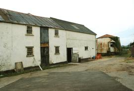 Base with Outbuilding, Goram's Mill, Laxfield