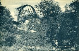 Laxey Wheel & Waterfall