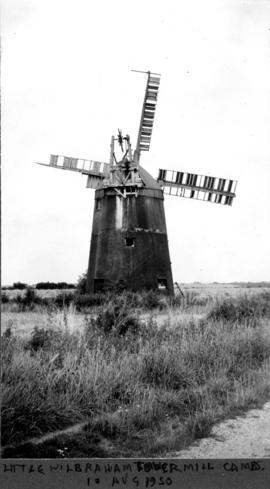 Little Wilbraham Tower Mill, Cambridgeshire
