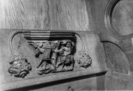 Misericord, Bristol Cathedral