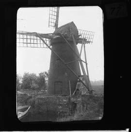 Old Hall Mill, Stokesby, in working order