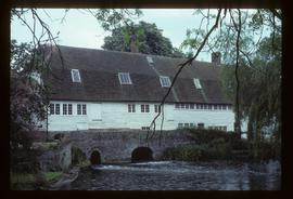 Abbey Mill, Little Coggeshall, preserved