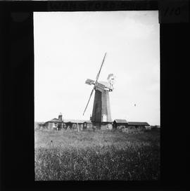 Wangford smock mill, Suffolk
