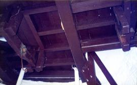 Photograph of internal structure, Old Mill, Perth, Western Australia