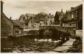 Old Mill Pond, Swanage