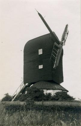 Mill Green Mill, Ingatestone, with only three sweeps