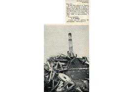 Collapse of Hoad's Mill