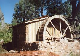 Watermill, Crescent Moon Ranch