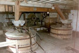 Interior Machinery, Hall Mill, Hilborough