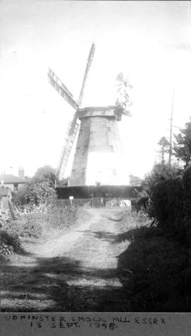 Upminster Smock Mill, now Greater London
