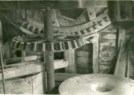 Brake Wheel & Wallower, Aythorpe Roding Mill