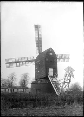 Post mill, Forncett End