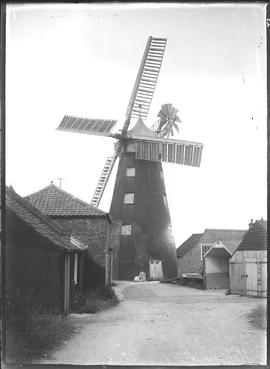 Tower mill, Hagworthingham