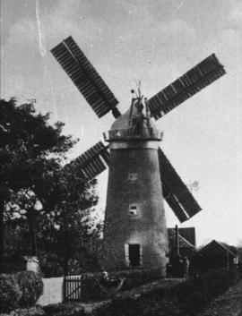 Bensley's Mill, Chatteris