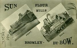 Sun Flour Mills, Bromley-by-Bow
