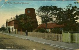 Old Mill, Plumstead Common