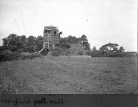 Henfield post mill