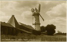 Sutton Windmill, Norfolk Broads
