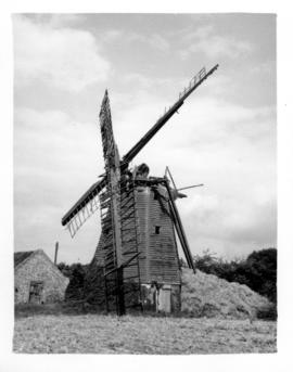 Frecknham Smock Mill, Suffolk