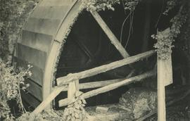 Working waterwheel detail, Lower Mill, Polegate