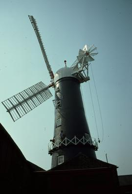 Tower mill, Skidby