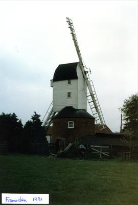 Webster's Mill, Framsden