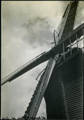 Ash mill, Sails, 30 March 1954