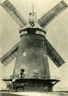 Tower Mill, Thaxted, Essex