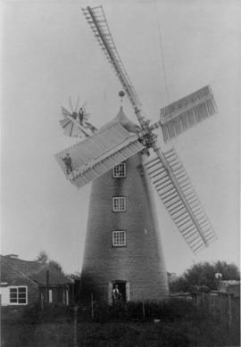 Stephenson's Mill, Owston Ferry
