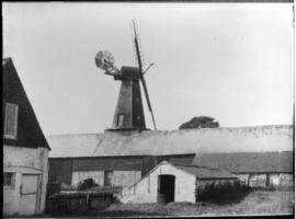 Smock mill, West Blatchington