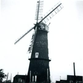 Trader Tower Mill, Lincolnshire
