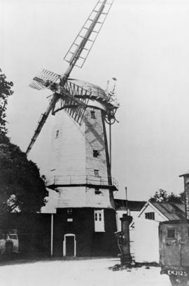 North Mill, Wymondham