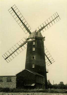 Cawston Tower Mill, Norfolk