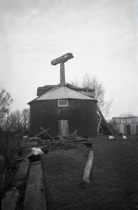 Harebeating Post Mill, Hailsham