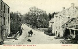 Wellington Inn and Old Mill, Riding Mill