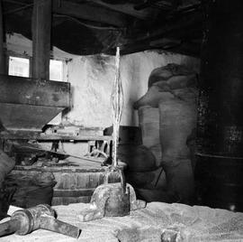 Interior view on the first floor, Upwey Mill, Upwey